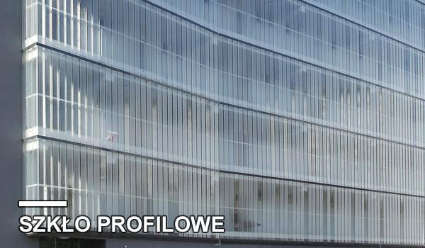 szkło profilowe